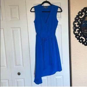 Donna Ricco NY Shift Dress Asymmetrical NWOT